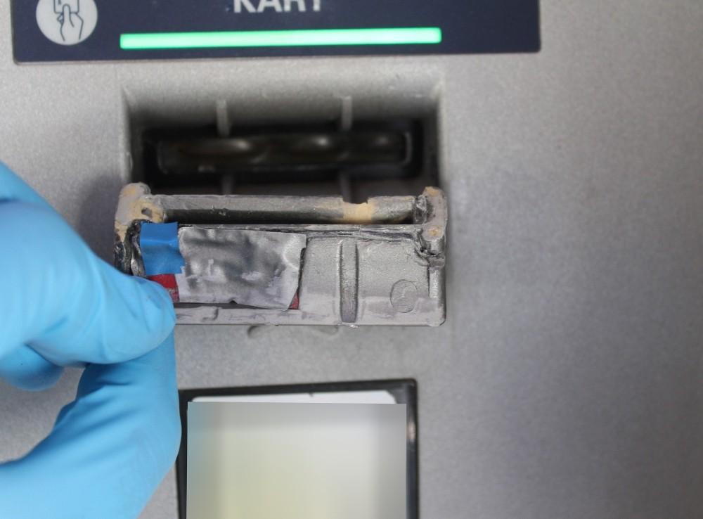 Banka ve kredi kartlarını kopyalayan 1 kişi tutuklandı