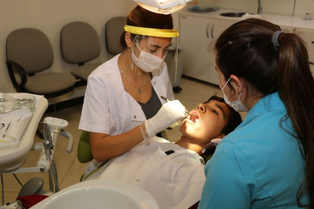 Büyükşehir Ağız ve Diş Sağlığı Merkezi 82 bin çocuğa hizmet verdi