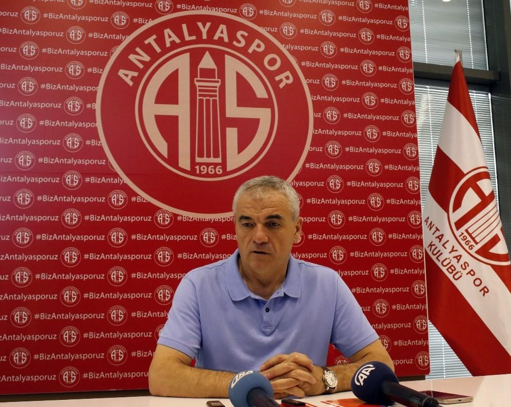 "Çalımbay: ""Beşiktaş'tan puan alacağız"""