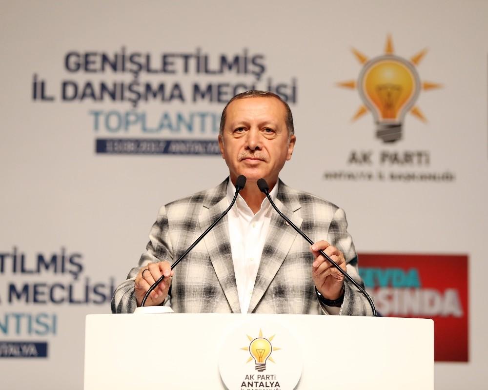Cumhurbaşkanı Recep Tayyip Erdoğan, Kılıçdaroğlu açıklaması