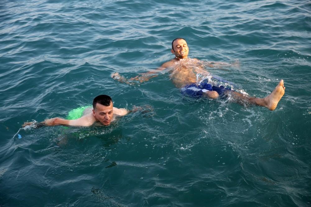 'Engelsiz Plaj'a yoğun ilgili