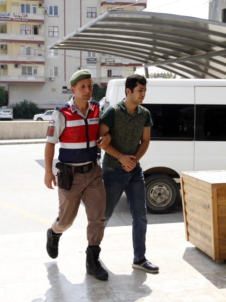 FETÖ'den aranan şüpheli çalıştığı otelde gözaltına alındı