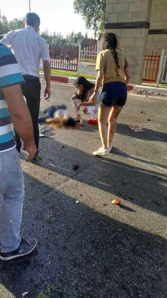 Genç kızın öldüğü feci kaza kameralarda