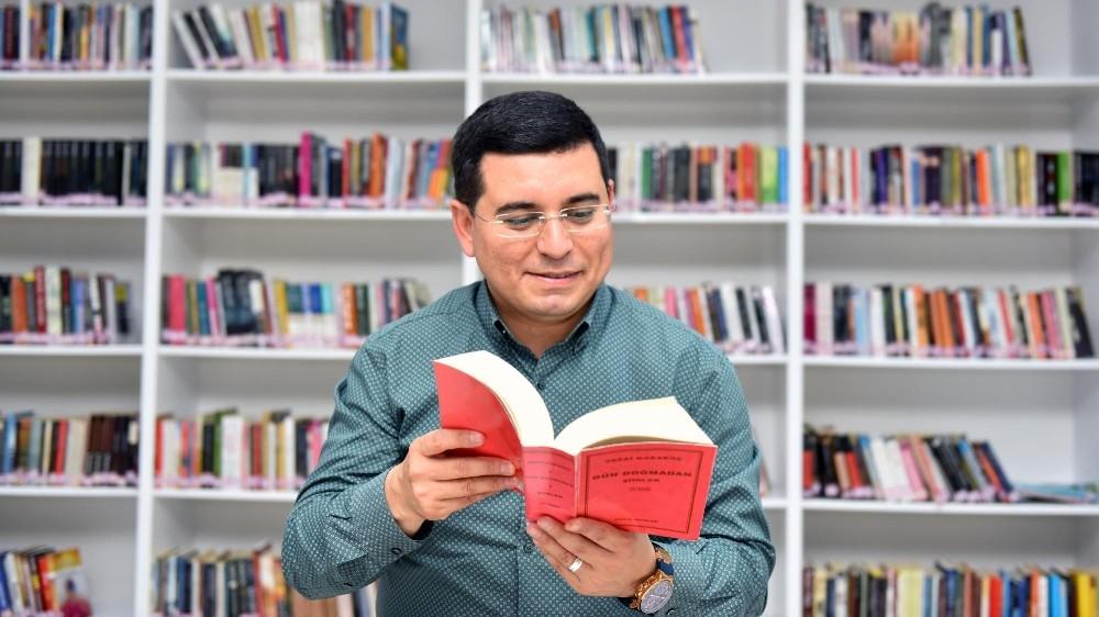 Kepez ilk kütüphanesine kavuşuyor