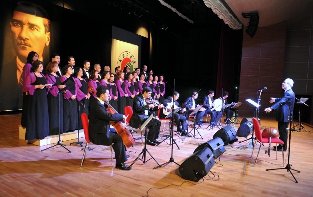 Kepez korosu yeni solistlerini bekliyor