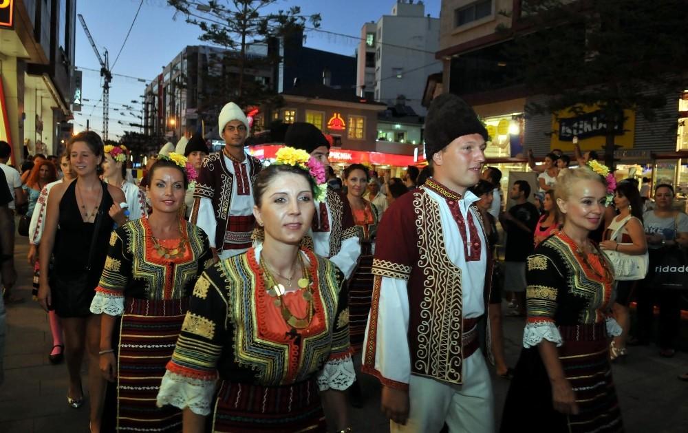 Kepez'den Uluslararası Folklor Festivali'ne davet