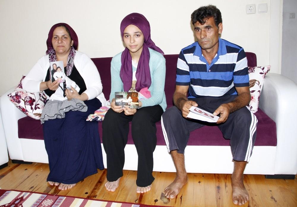 Koruyucu ailesi 'Öykü'nün geri dönmesi istiyor