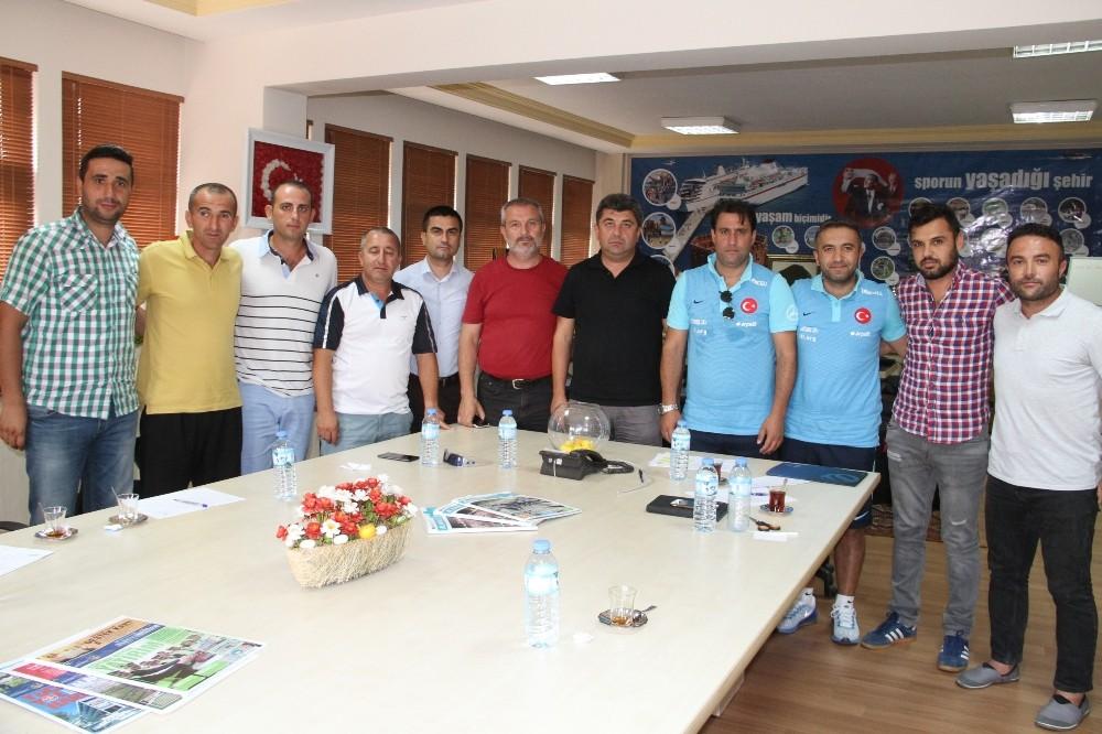 Plaj Futbolu Ligi Alanya etabı başlıyor