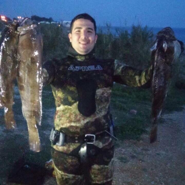 Zıpkınla dalış yapan serbest dalgıç ölü bulundu