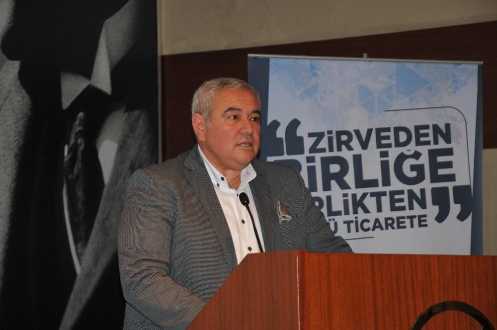 1. Antalya Ticaret Zirvesi