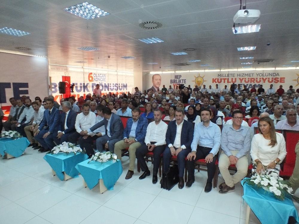 AK Parti Serik Teşkilatı, Kozan ile devam dedi