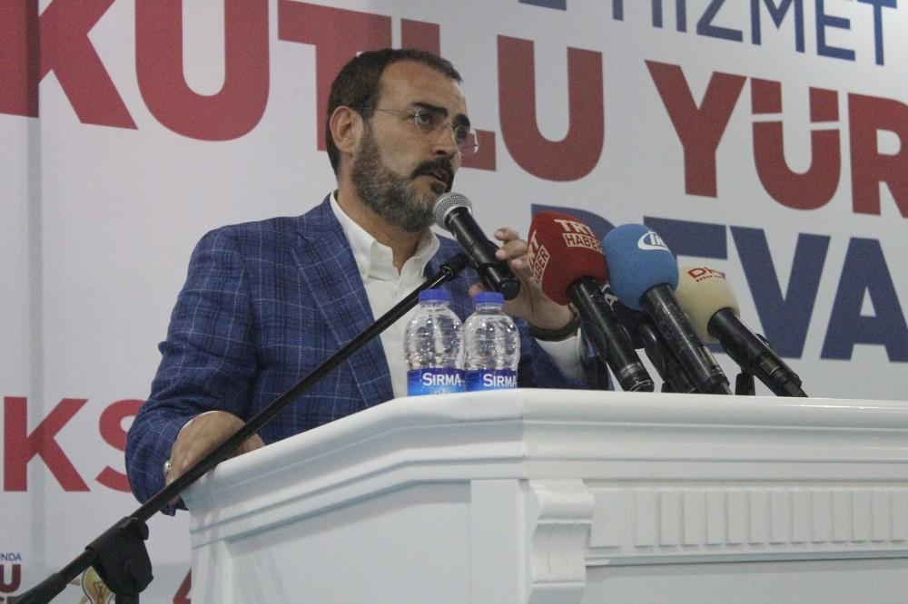 """AK Parti Sözcüsü Ünal: """"Devlet FETÖ'yü 2012 yılında fark etti"""""""