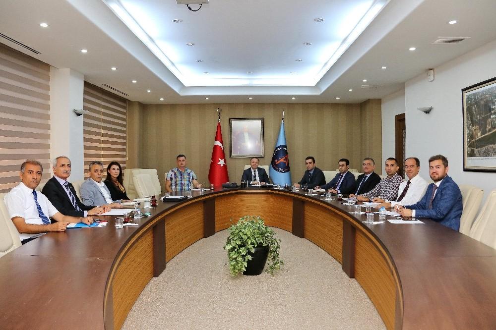 Akdeniz Üniversitesi'nde Sektör buluşmasının ikincisi gerçekleştirildi