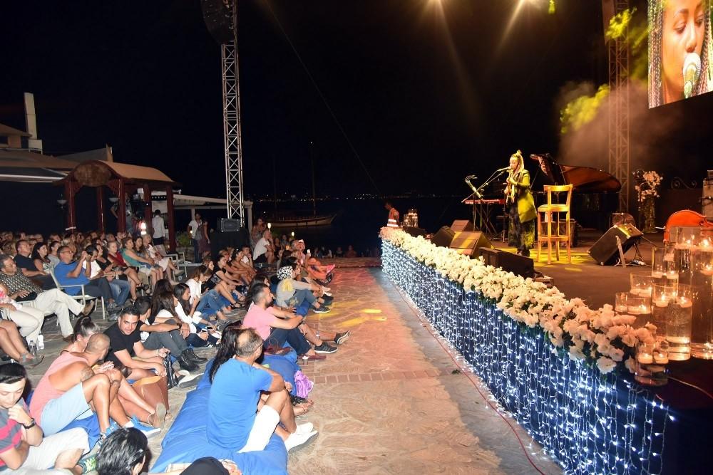 Alanya Caz Günleri'nde 3. akşam sona erdi