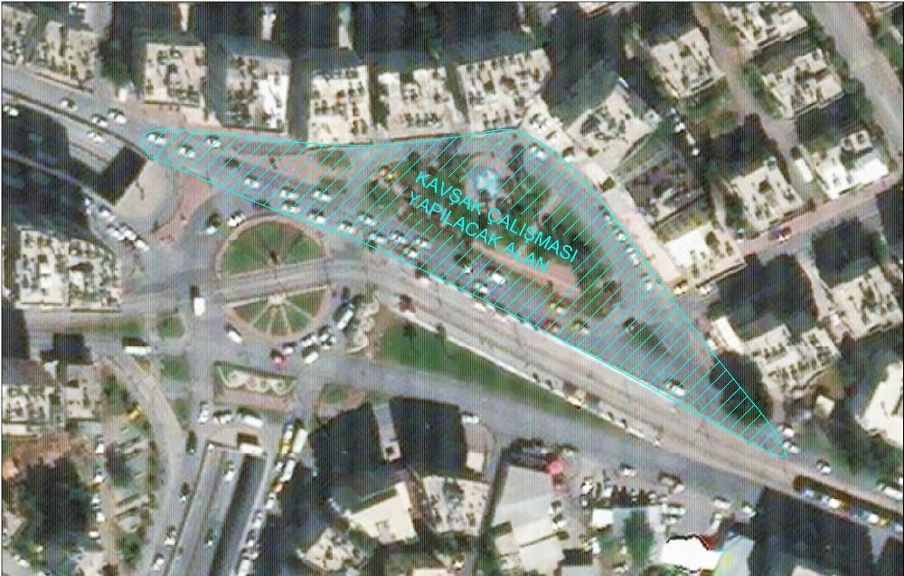 Ali Çetinkaya Caddesi'nde kentsel tasarım projesi başlıyor