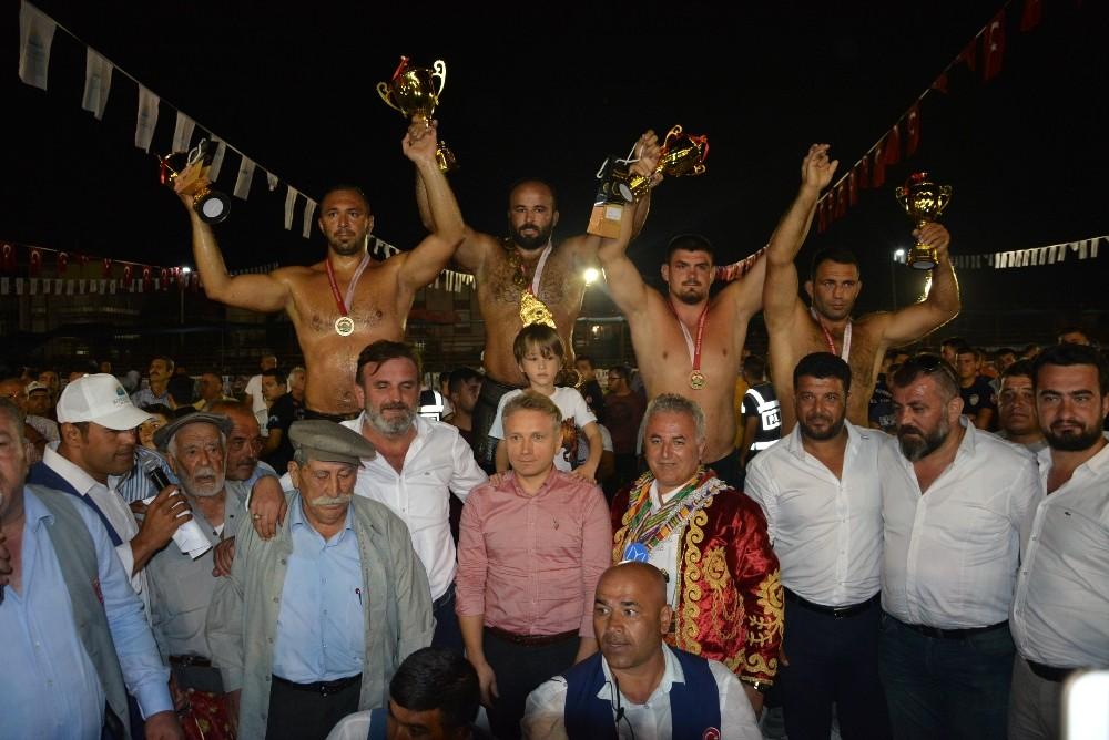 Altın Kiraz'da Başpehlivan Orhan Okulu oldu
