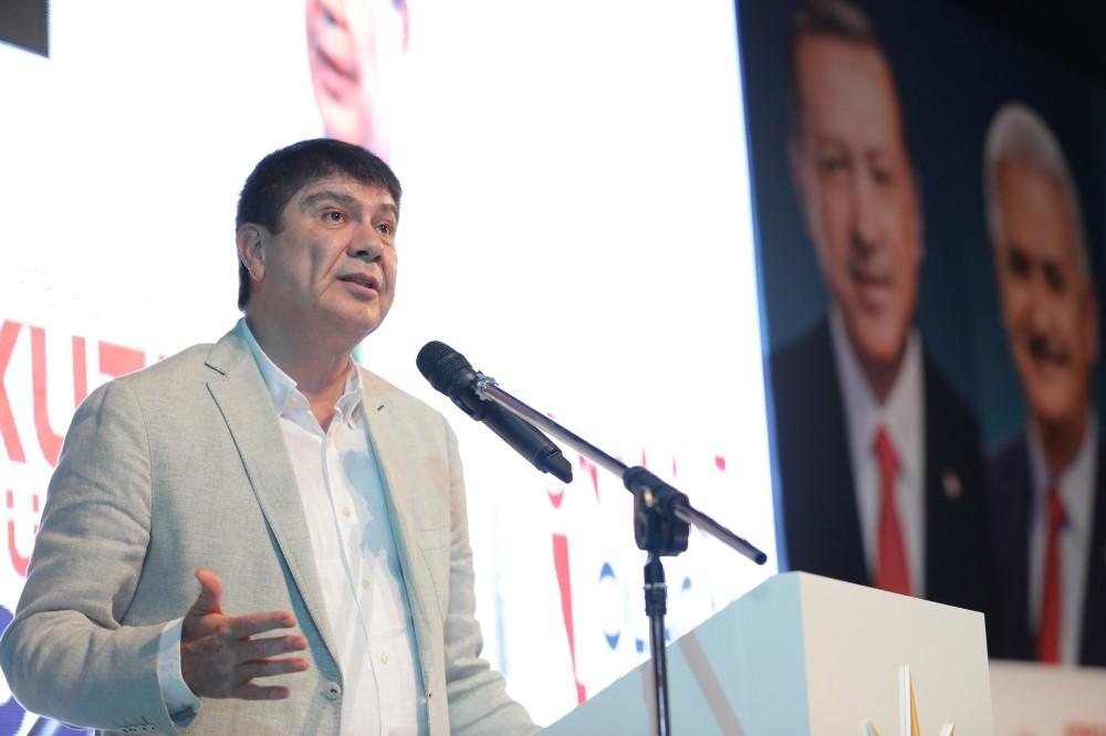 """Antalya Büyükşehir Belediye Başkanı Türel: """"Taş ocaklarının kökünü kazıyacağız"""""""