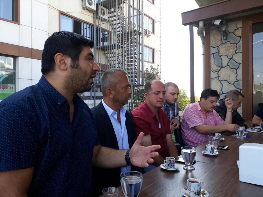 Antalya İş ve İnşaat Makinaları Fuarı'na Kocaeli'den destek