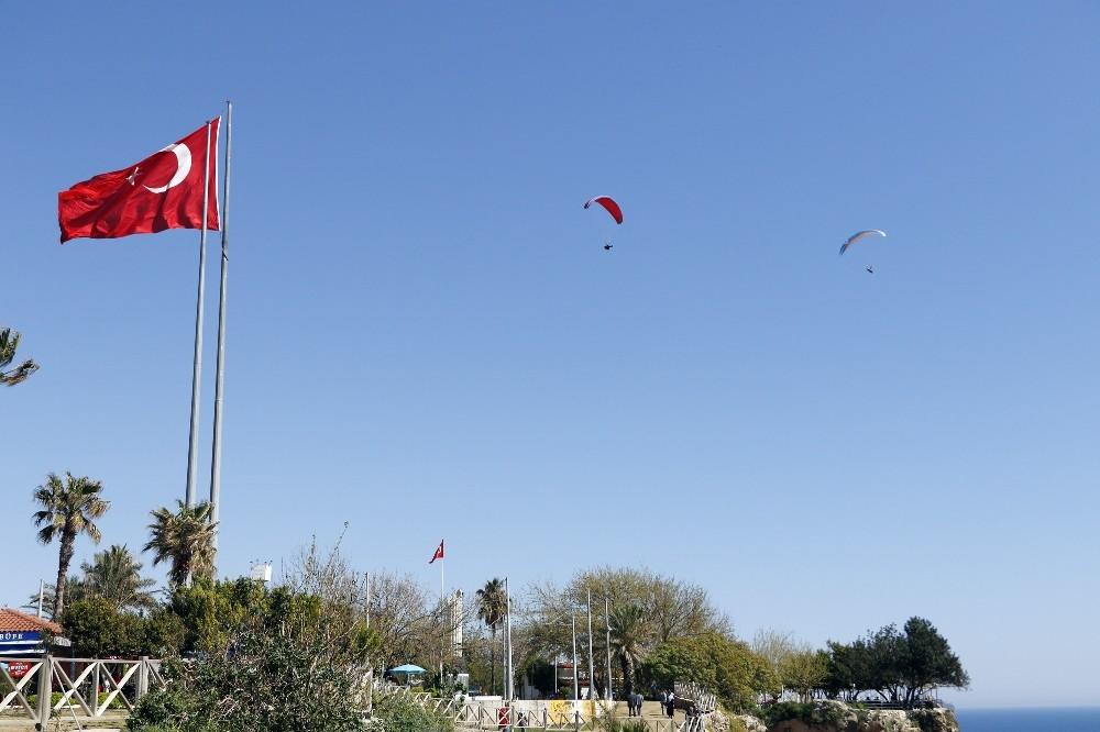 Yamaç paraşütü ve paramotor hava araçlarına sınırlama getirildi