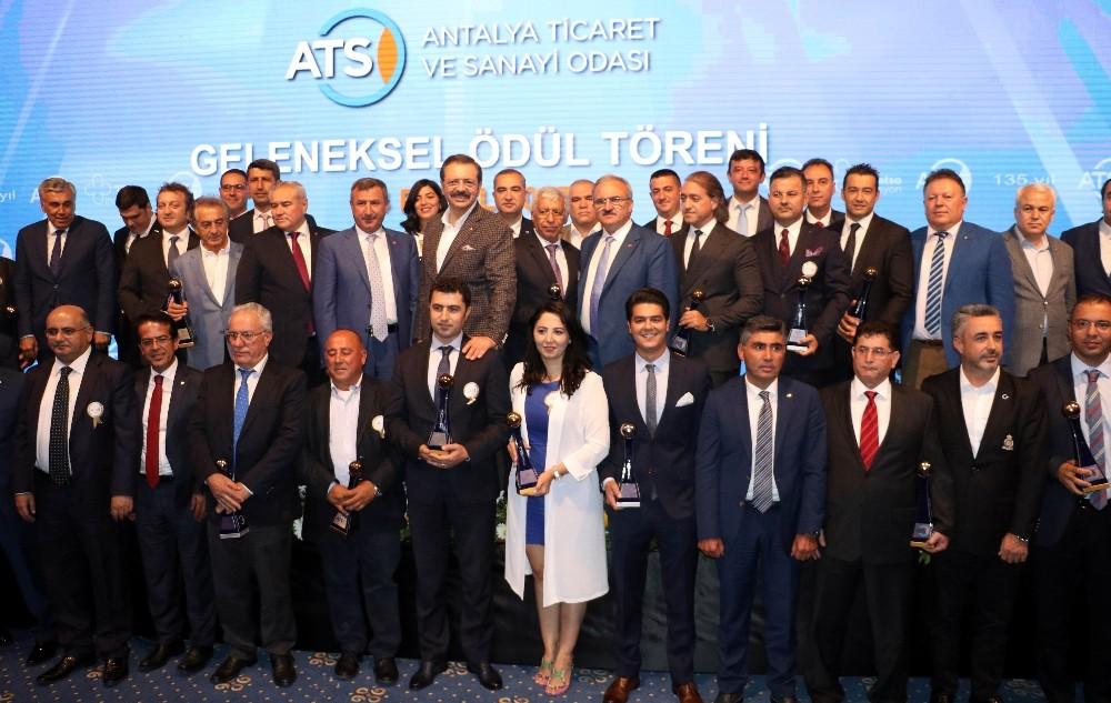 ATSO Geleneksel Ödül Töreni