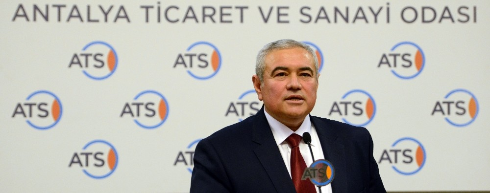 ATSO'dan Antalya Ticaret Zirvesi