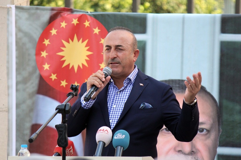 """Bakan Çavuşoğlu: """"Belki New York'ta Arakan'la ilgili bir zirve yapacağız"""""""