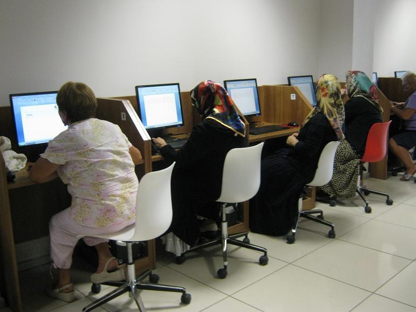 Bilgisayar kursu 10 Ekimde başlıyor