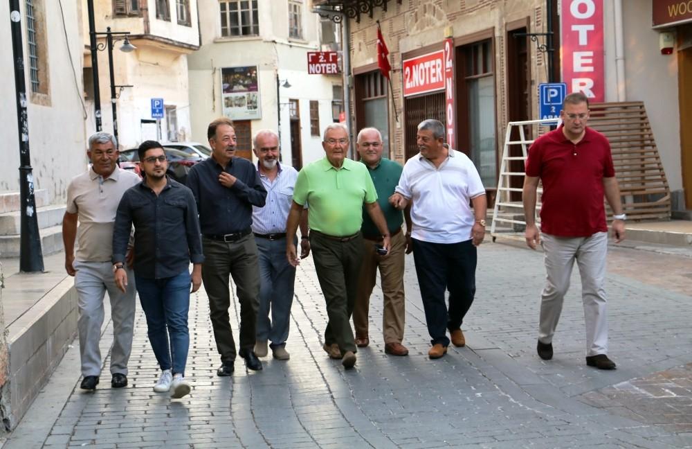 CHP eski Genel Başkanı Baykal'dan Arakan çağrısı