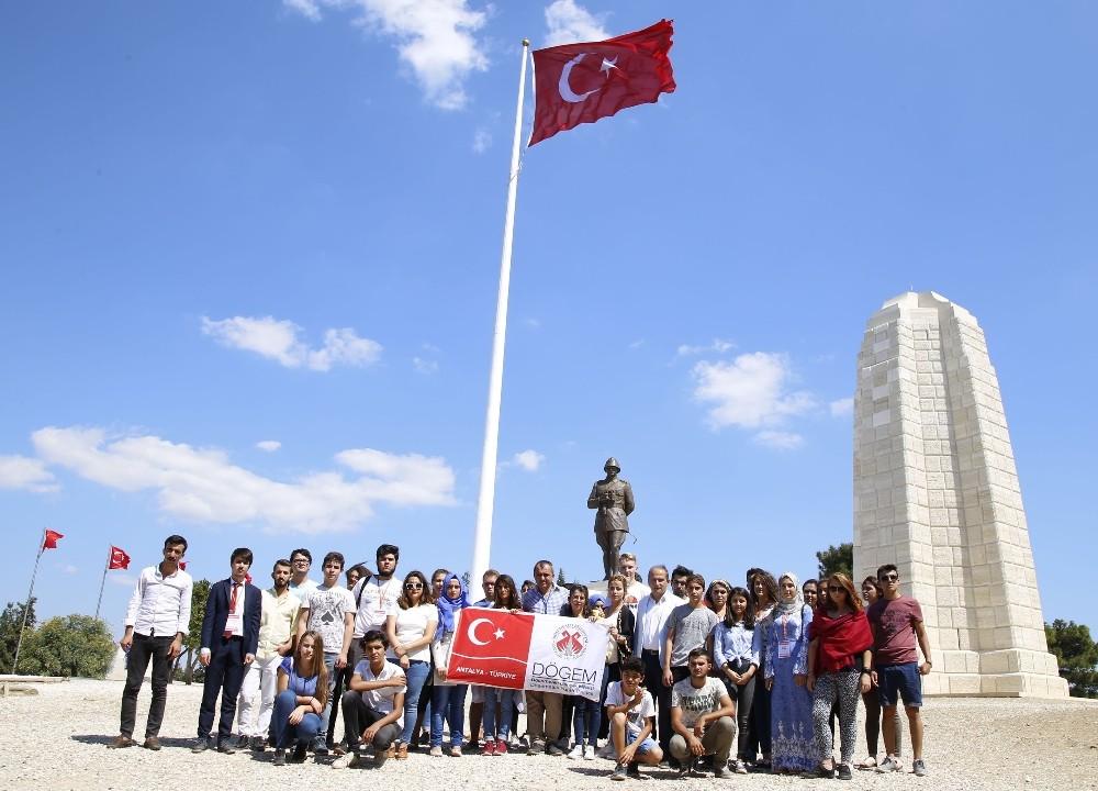 DÖGEM üyeleri Çanakkale'de