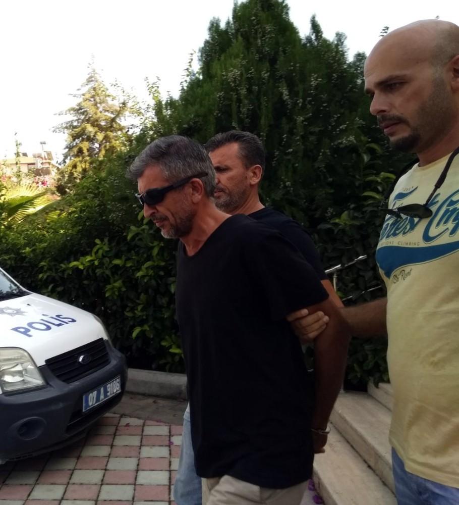 Gürcü sevgilisini öldüren adam tutuklandı