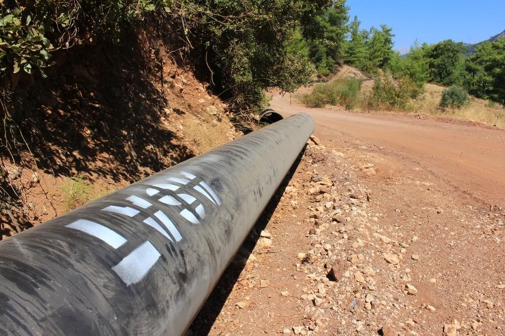 Kumluca'da Karaağaç İçme Suyu Projesi