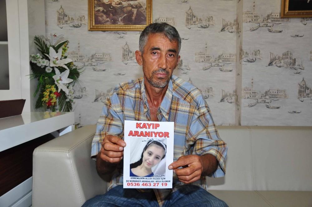 Manavgat'ta kaybolan kızı Hatay'da polis buldu