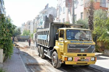 Memurevleri Mahallesi yenileniyor