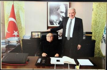 Mevlüt Uysal'ın İBB Başkanlığı adaylığı memleketinde sevinçle karşılandı