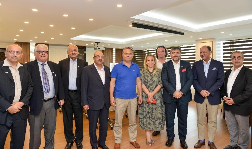Muratpaşa Belediyesi Hint acentelerine Kaleiçi'ni tanıtacak