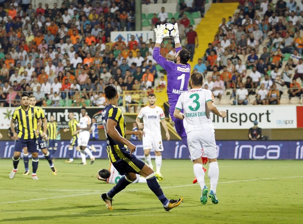 Aytemiz Alanyaspor Fenerbahçe maçı