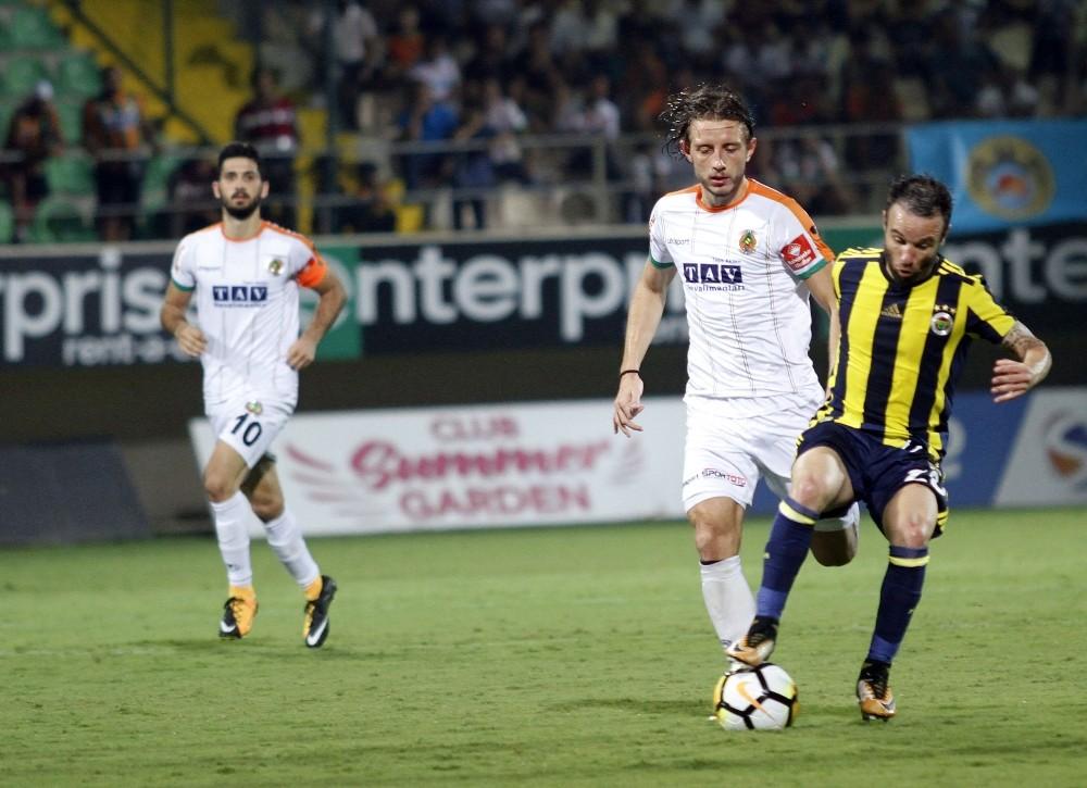 Fenerbahçe Aytemiz Alanyaspor maç sonuçu