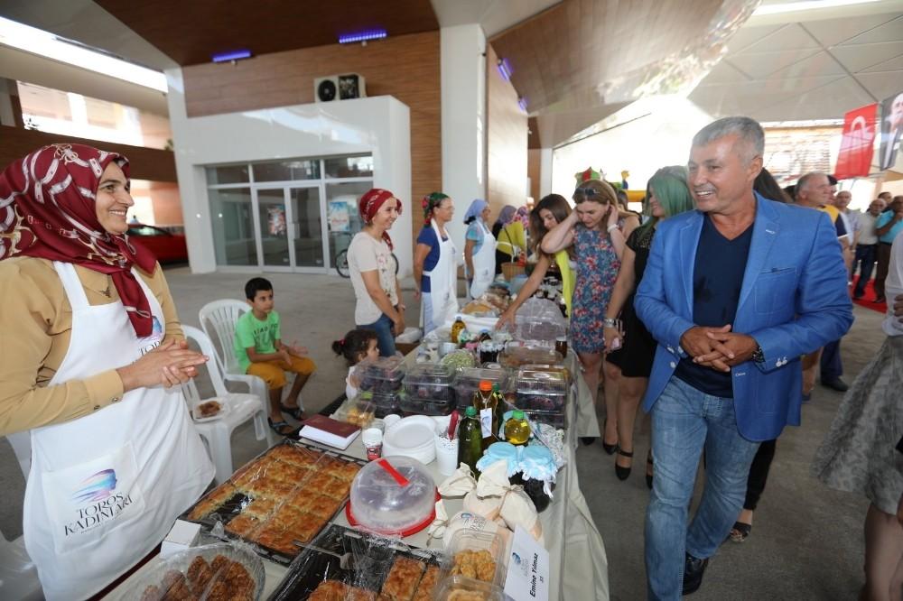 Toros Kadınları emek pazarı açıldı