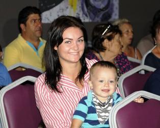 Türkiye'deki Rus çocuklar için ders zili çaldı