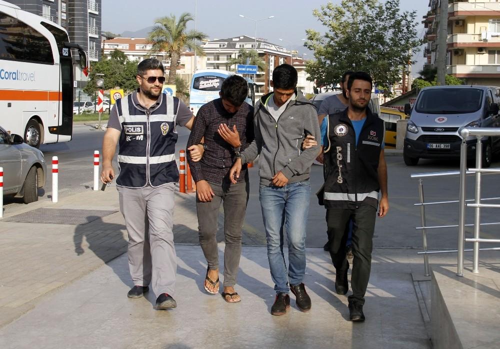 Uyuşturucu tacirleri tutuklandı