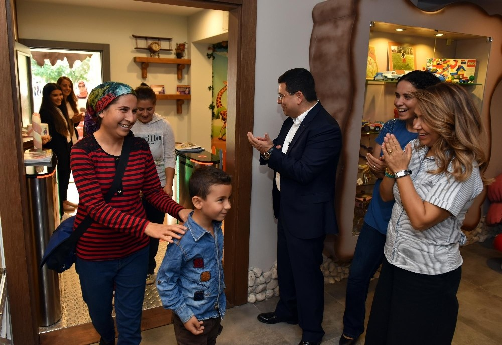 100 bininci müze ziyaretçisine sürpriz