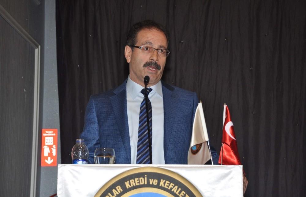 Akgül:2019 seçimlerinde Erdoğana destek istedi