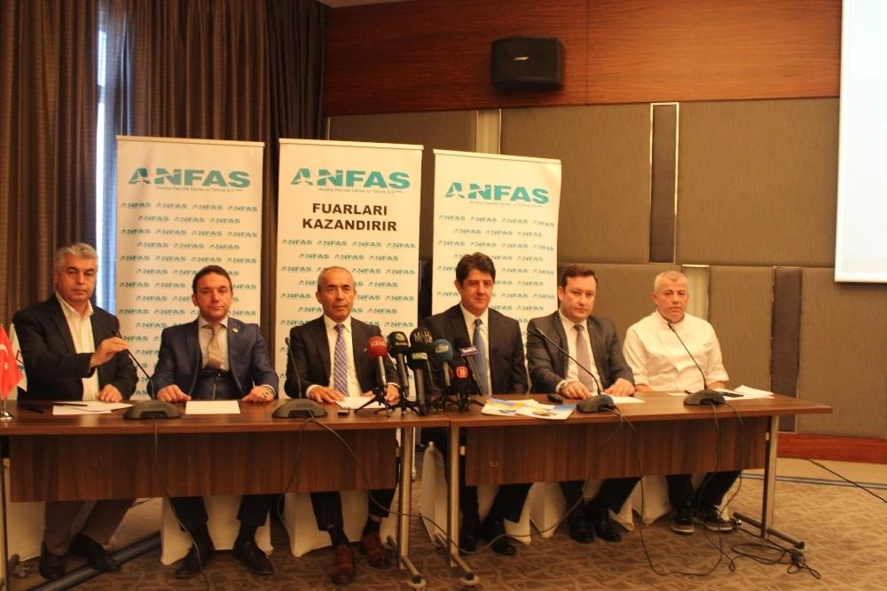Anfaş Genel Müdürü Murat Özer'den Bursalı firmalara fuar çağrısı