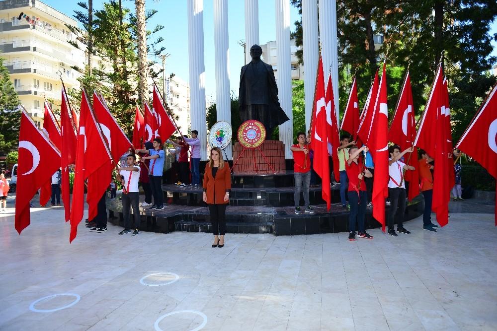 Antalya'da Cumhuriyet Coşkusu başladı