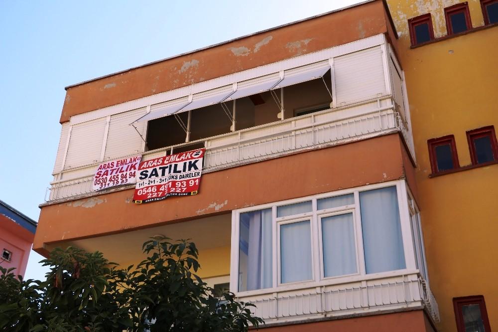 Antalya'da öfkeli kocanın borç cinneti
