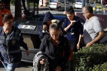 Antalya'da şifreli fuhuş