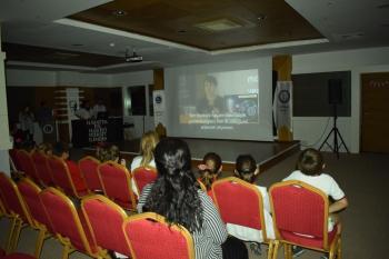 Antalya'daki öğrencilere NASA'dan canlı yayında eğitim