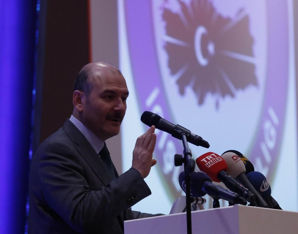 Bakan Soylu: Türkiye'nin uzun zamandır terör gündemi olduğu için