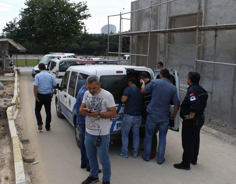 Ehliyetsiz liseli öğrenci polisi alarma geçirdi