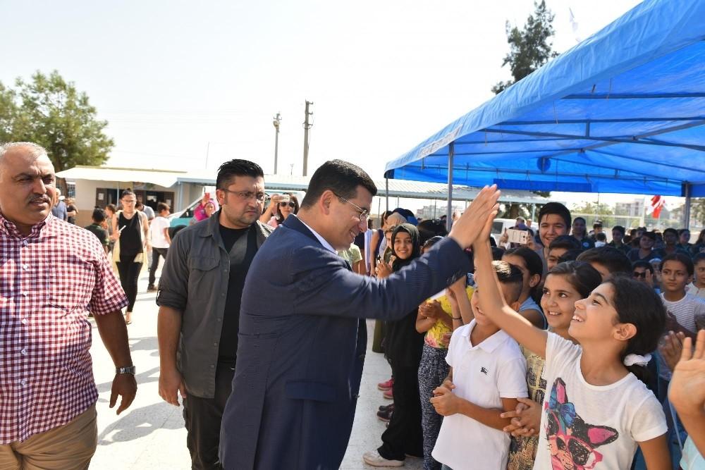 Kepez Belediyesi'nden 'Bilişim sınıfı' desteğine devam